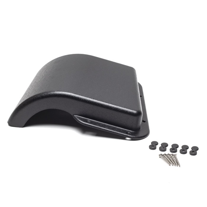 Snow Shield For Heater Intake For Defender LHD