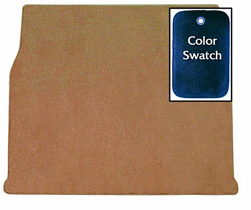 LLOYDS CARGO MAT - R/R SWB 1987-1995 - BLACK