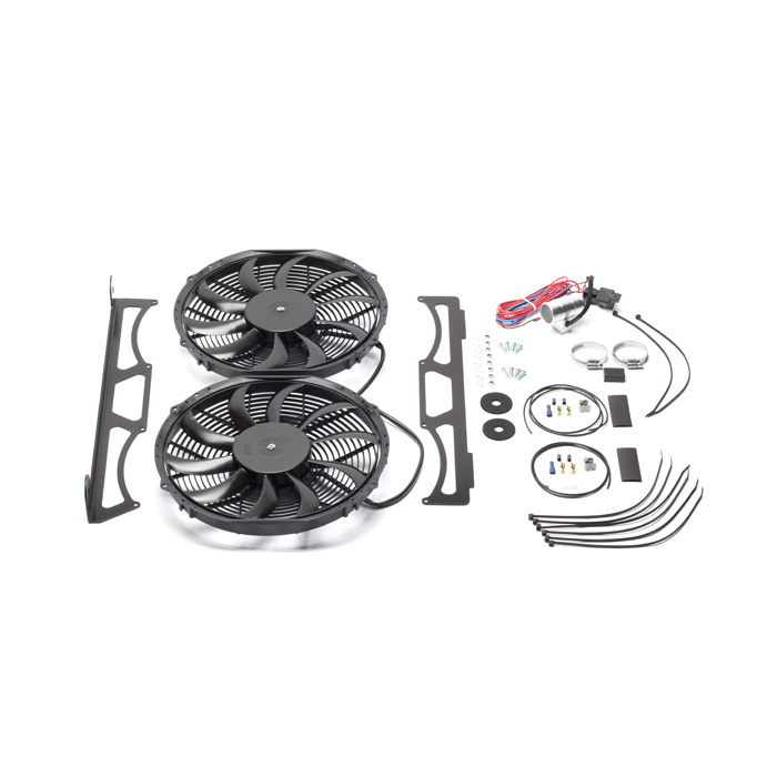 revotec electric fan conversion kit def v8 - rovers north