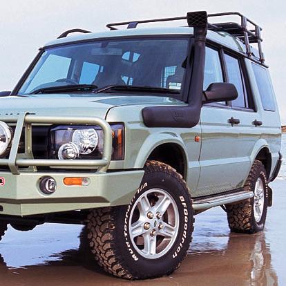 ARB SAFARI SNORKEL DISCOVERY II V8 1999-2004