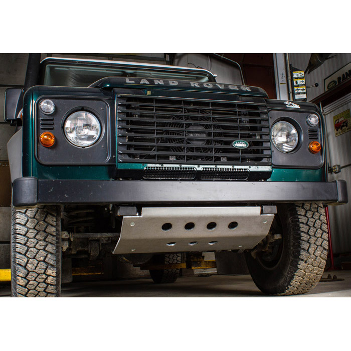 ROVERS NORTH ALLOY FRONT SKID PLATE DEFENDER