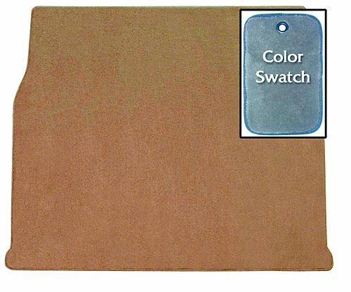 LLOYDS CARGO MAT - DISCOVERY II - SMOKESTONE (w/3RD SEAT)