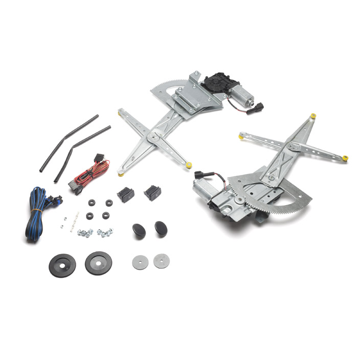 ELECTRIC WINDOW KIT FRONT DEFENDER