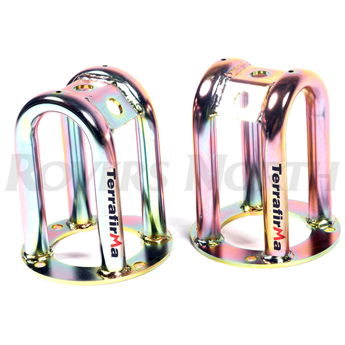 "TUBULAR  SHOCK TOWER SET 8"" BY TERRAFIRMA"
