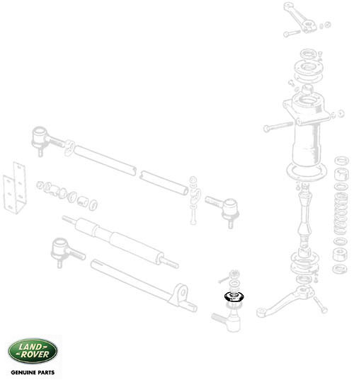 BOOT TIE ROD BALL JOINT SERIES II-III