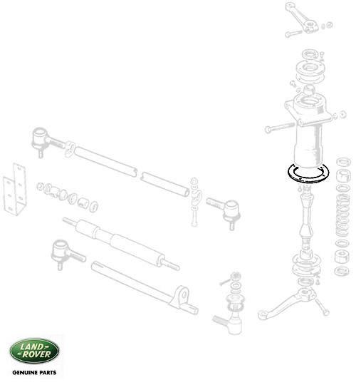 FLANGE STEERING RELAY - NLA - USE PLA944
