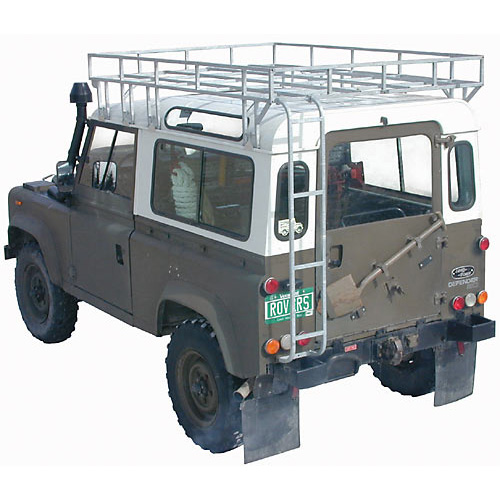 H D Brownchurch Roof Rack 88 Quot Amp D90 Galv Rna9591 Rovers