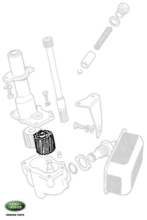 IDLER GEAR - OIL PUMP