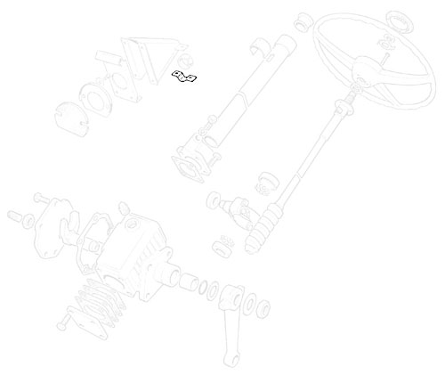 CLAMP - STEERING COLUMN