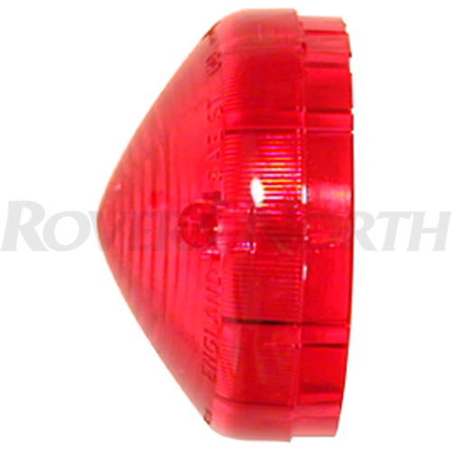 LENS REAR RED STOP/TAIL SERIES IIA