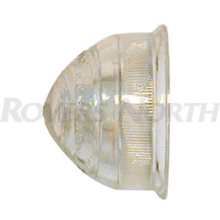 LENS DIRECTIONAL CLEAR GLASS BEEHIVE SERIES IIA