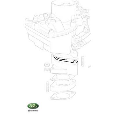 GASKET CARB-BASE ZENITH or WEBER SERIES IIA & III