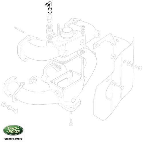 pipe at manifold for brake servo   rnc456  569714