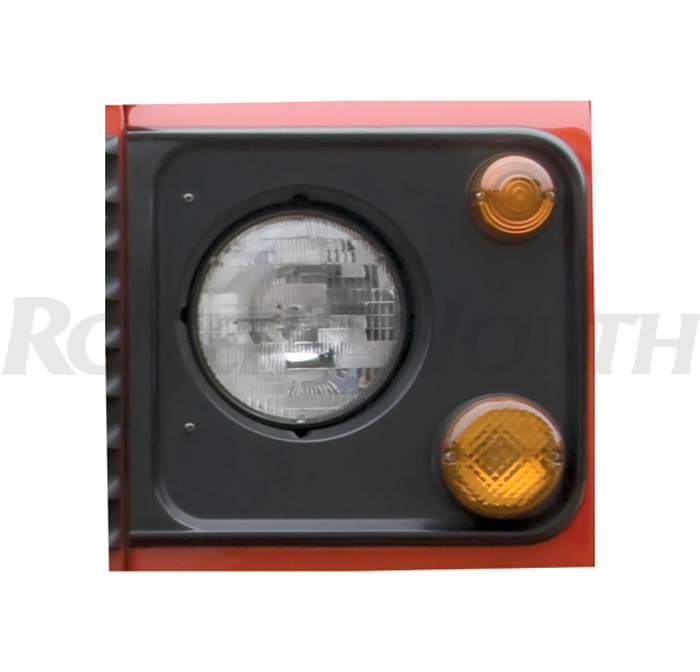 BEZEL LH HEADLAMP NAS 90 1995 & 1997