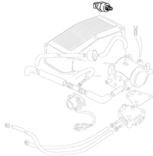 STEPPER MOTOR - V-8 EFI 4.0/4.6