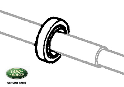 OIL SEAL - AXLE FRONT OR REAR - R/R P38A