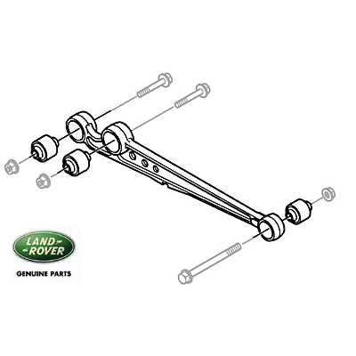 RADIUS ARM ASSY REAR AXLE DII