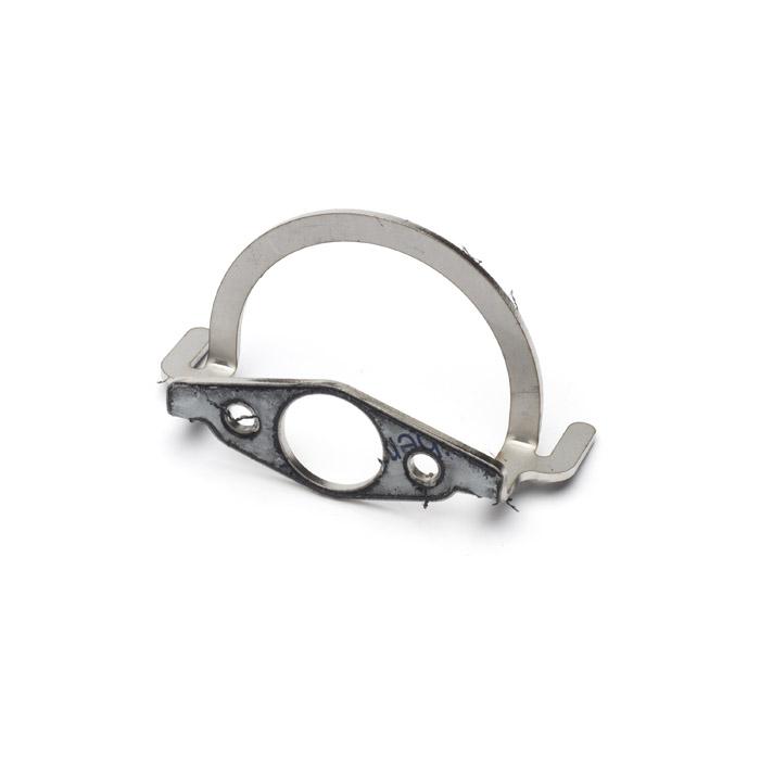 BRACKET WIPER ARM INDEPENDENT WIPER MOTOR SERIES  II-IIA STAINLESS STEEL