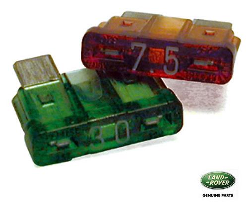 FUSE 20 AMP - SPADE TYPE
