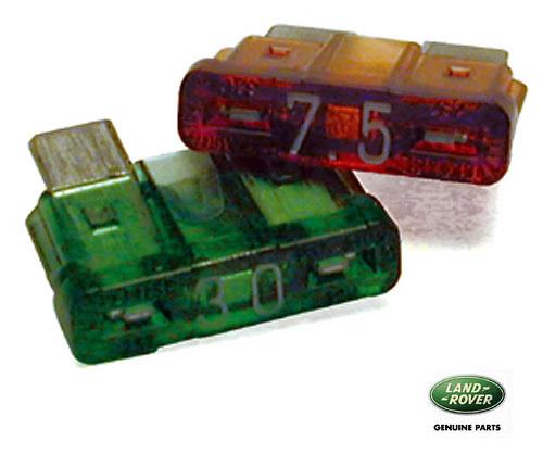 FUSE 25 AMP - SPADE TYPE