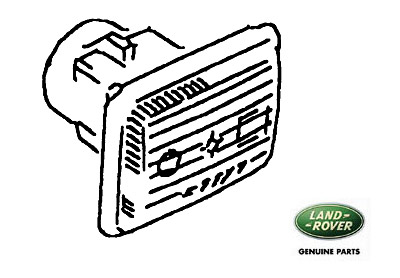 LAMP ASSEMBLY FRONT SIDE MARKER DEFENDER, DISCOVERY I & RANGE ROVER P38A