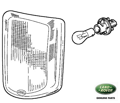 LAMP ASSEMBLY RHF CORNER DISCOVERY I - SPECIAL PRICE WHILE SUPPLY LASTS