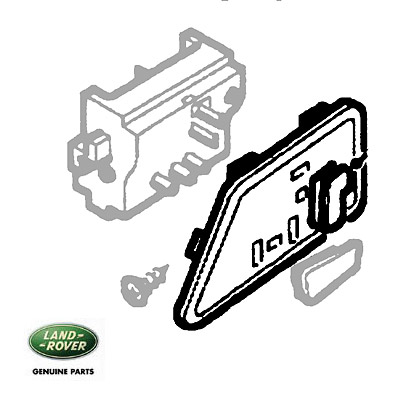 COVER PLATE RH SEAT SWITCH DISCOVERY I