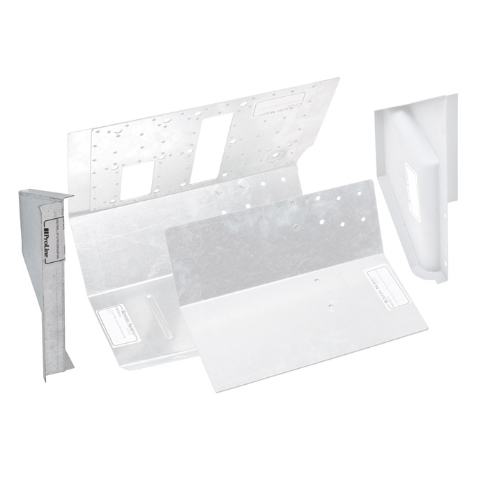 KICK PANEL LH FRONT OUTER DEFENDER NAS