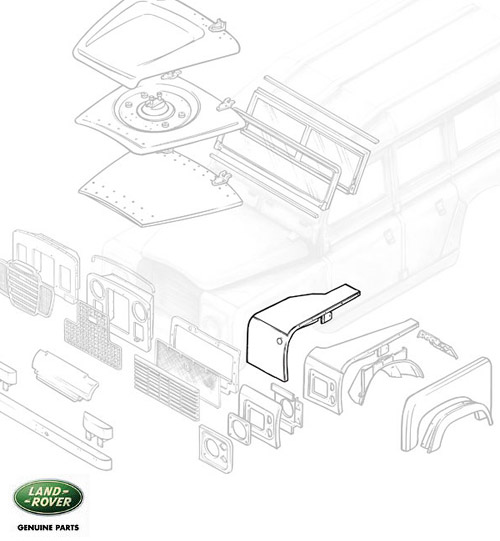 Land Rover Lr3 Fuel Filter