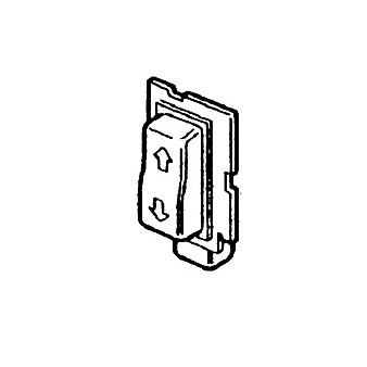 SWITCH - WINDOW LIFT REAR 4.0/4.6