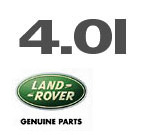 DECAL - 4.0L - GREY DISCOVERY II