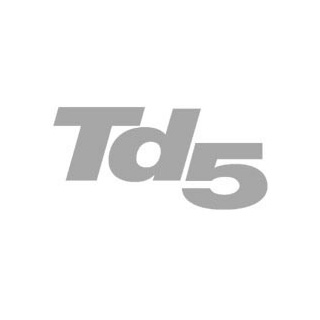 DECAL - -TD5- REAR DOOR DISCOVERY II SILVER