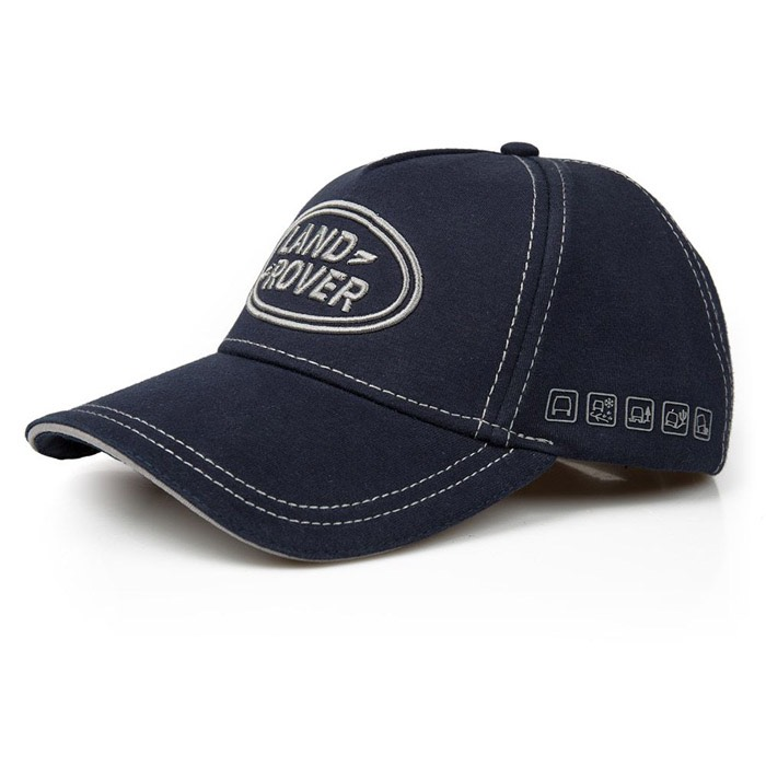 HAT LAND ROVER LOGO - NAVY