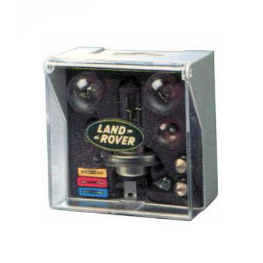 bulb fuse kit range rover classic defender p38a. Black Bedroom Furniture Sets. Home Design Ideas