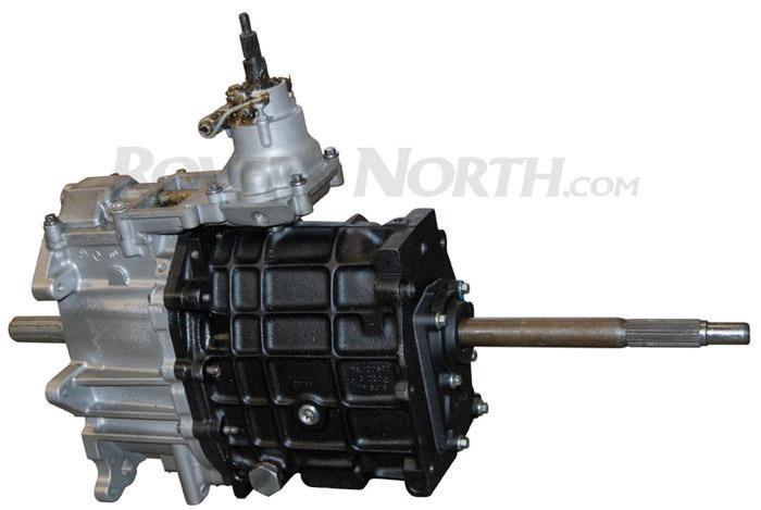 REBUILT R380 GEARBOX DEFENDER V-8 - PLUS CORE CHARGE $600.00