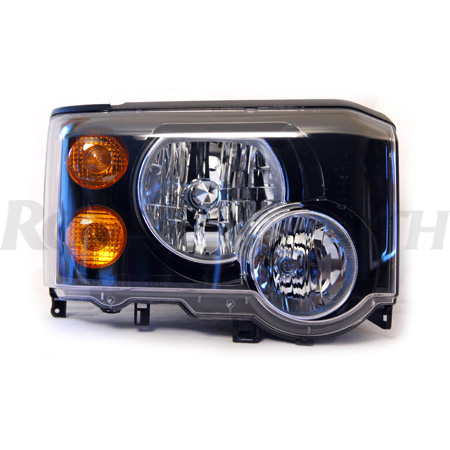 HEADLAMP ASSEMBLY, RIGHT,  DISCOVERY II 2003+