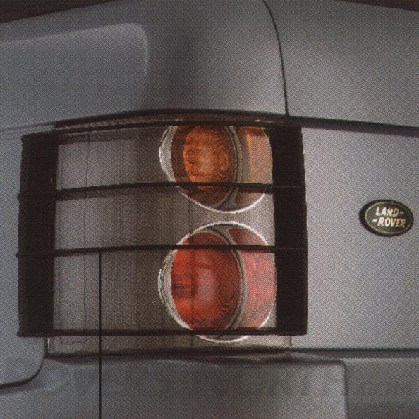 LAMP GUARD SET REAR PAIR RANGE ROVER L322