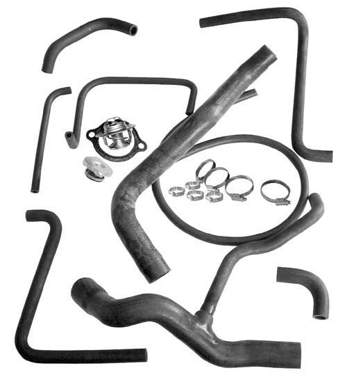 COOLING SYSTEM KIT RR38A FROM YA430702