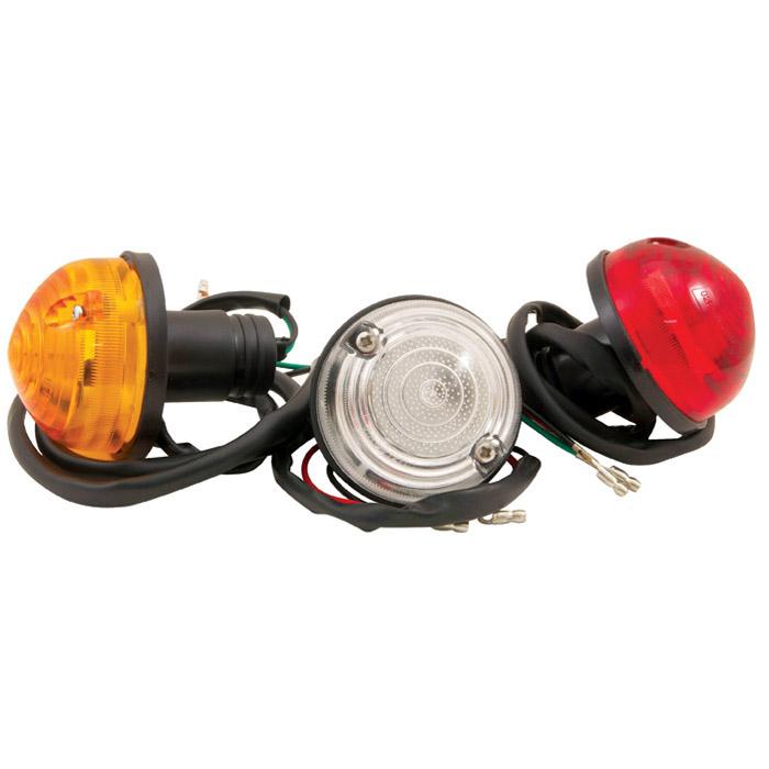 LAMP KIT - EURO STYLE SERIES & DEFENDER