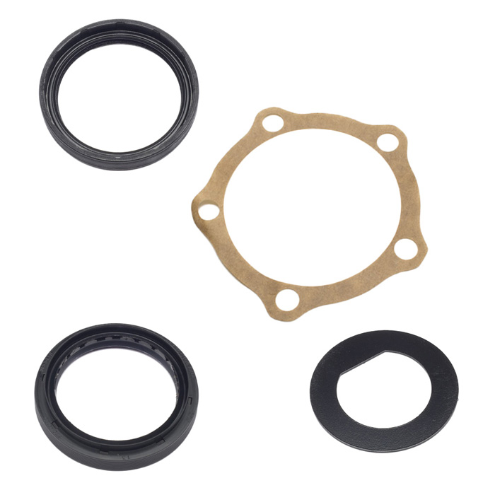 HUB SEAL KIT w/o ABS R/R CLASSIC '87-'89