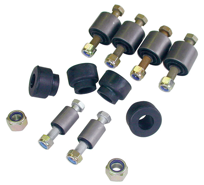 SUSPENSION BUSHING KIT FRONT