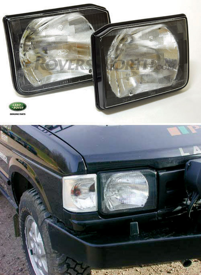 Headlamp Upgrade Kit For Discovery I Rnk9923 Rovers