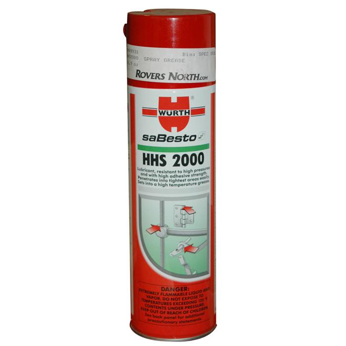 HHS2000  SPRAY GREASE     16.9 oz