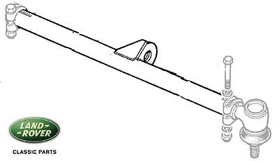 TUBE TRACK ROD R/R CLC & DISCOVERY I