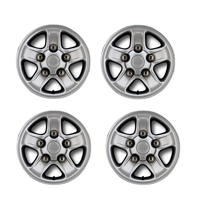 "BOOST ALLOY WHEEL 16"" x 7"" - SET OF 4"