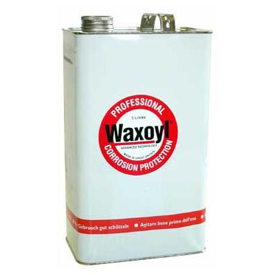 WAXOYL PROFESSIONAL 120-4, 5L (1.3GAL) TIN
