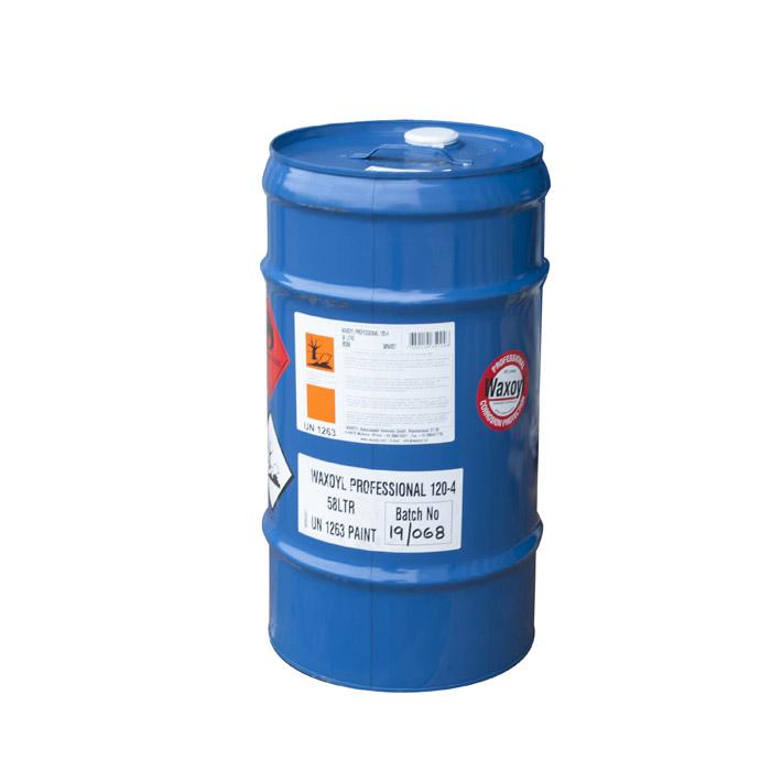 Waxoyl Professional 120-4, 58L (15.3 GAL) Keg