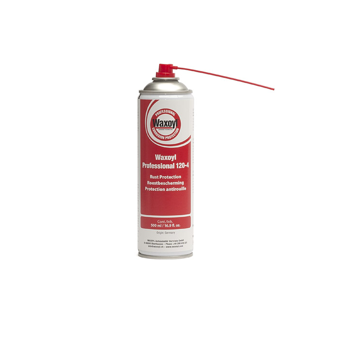 WAXOYL RUST INHIBITOR CLEAR 500ML AEROSOL