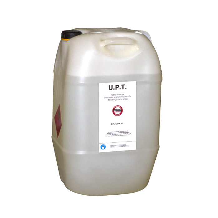 WAXOYL UPT FABRIC/LEATHER PROTECT 55L KEG