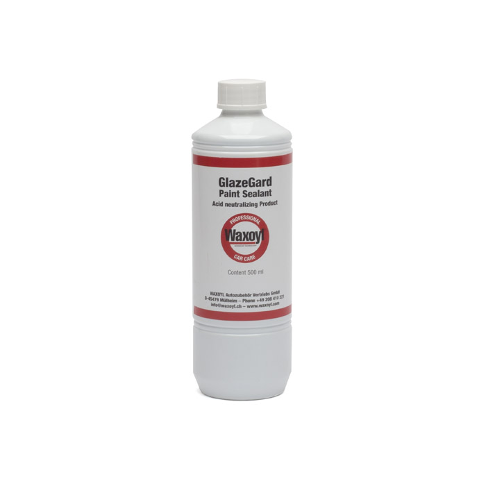 WAXOYL GLAZEGARD PAINT SEAL 500ml BOTTLE